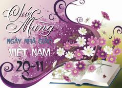 Thư của một học trò nhỏ gửi đến các thầy cô Sachhiem.net - Tri Ân Ngày Nhà Giáo Nhân Dân Việt Nam
